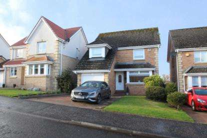 4 Bedrooms Detached House for sale in Shiel Drive, Larkhall