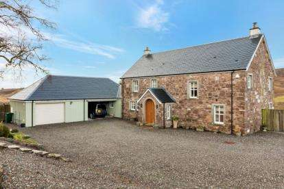 4 Bedrooms Detached House for sale in Braco, Dunblane