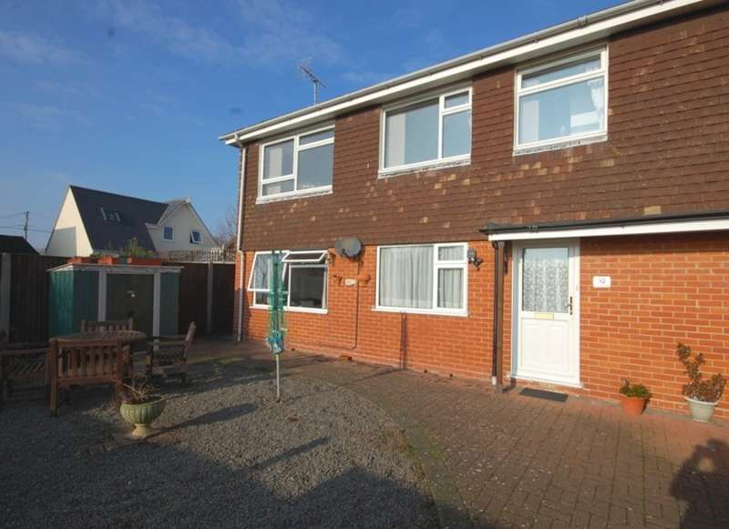2 Bedrooms Maisonette Flat for sale in Seaview Avenue, West Mersea, Colchester, CO5