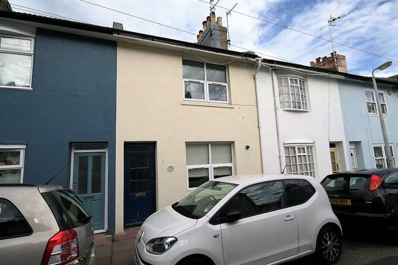 2 Bedrooms Terraced House for sale in Washington Street, Brighton