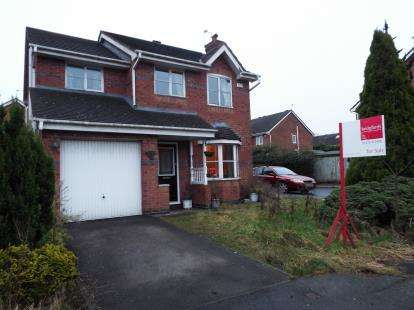 3 Bedrooms Detached House for sale in Teil Green, Fulwood, Preston, Lancashire
