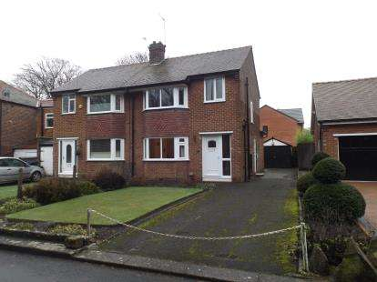3 Bedrooms Semi Detached House for sale in Barlows Lane South, Hazel Grove, Stockport, Cheshire