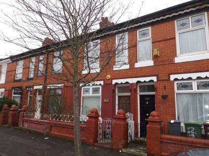 2 Bedrooms Terraced House for sale in Thornton Road, Manchester, Greater Manchester