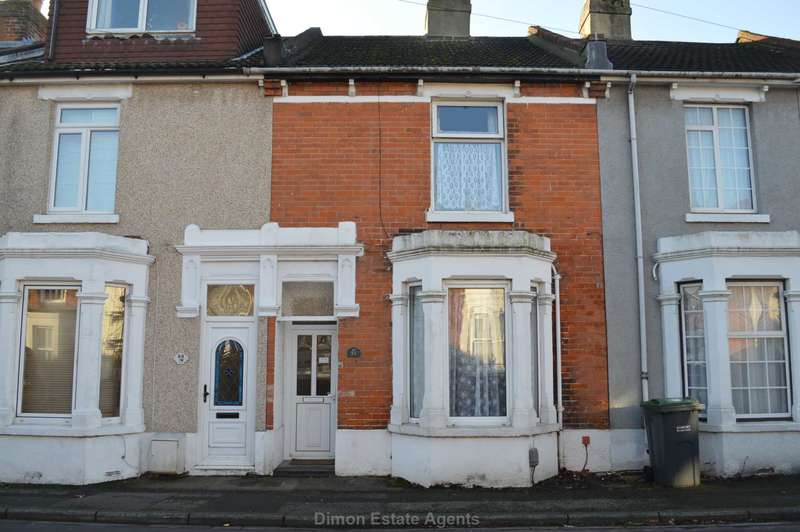 2 Bedrooms Terraced House for sale in Priory Road, Hardway