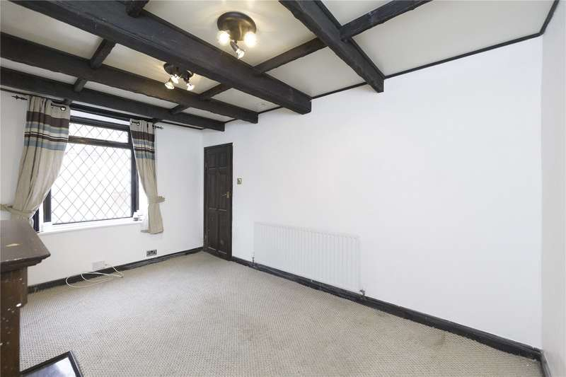 2 Bedrooms End Of Terrace House for sale in Perseverance Street, Pudsey, West Yorkshire, LS28