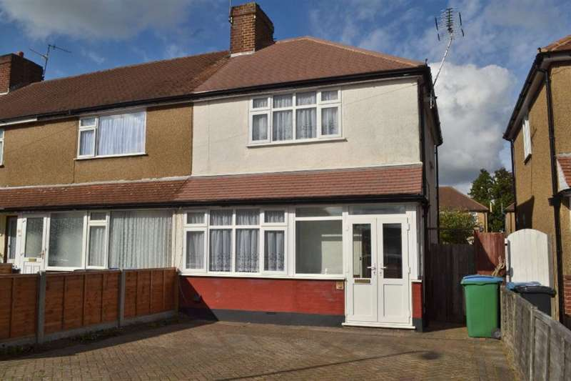 2 Bedrooms Semi Detached House for sale in Briar Road, Watford, Herts