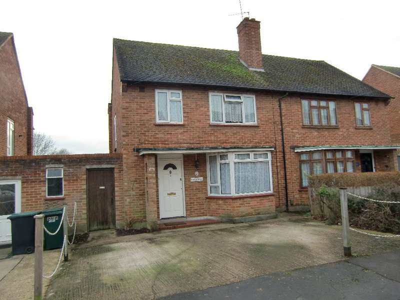3 Bedrooms Semi Detached House for sale in Coates Way, Watford, Herts
