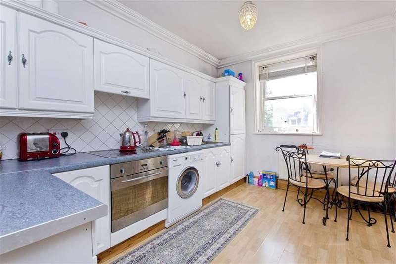 1 Bedroom Flat for sale in Sutherland Avenue, Maida Vale, W9