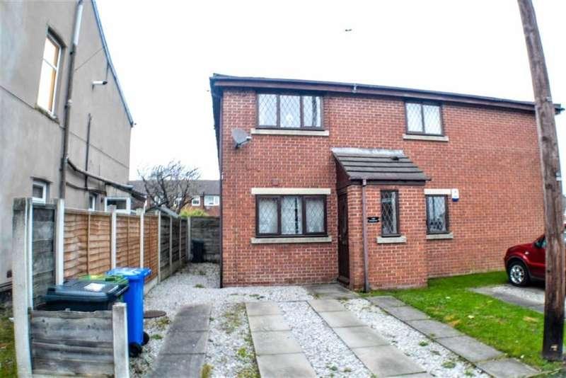 2 Bedrooms Property for sale in Dysart Street, Ashton-under-lyne, Lancashire, OL6