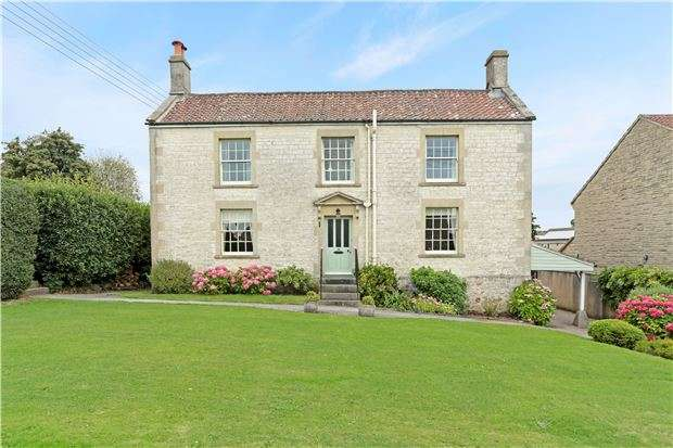 4 Bedrooms Detached House for sale in Chilcompton, SOMERSET