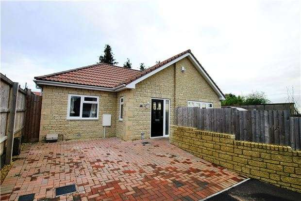 2 Bedrooms Detached Bungalow for sale in Rose Oak Gardens, Kingswood, Bristol, BS15 4GY
