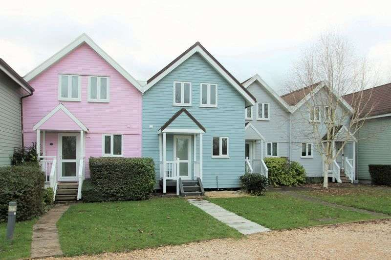 3 Bedrooms Terraced House for sale in Spring Lake, South Cerney, Gloucestershire.