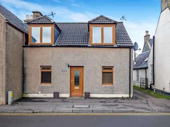 3 Bedrooms Semi Detached House for sale in High Street, Freuchie, Fife, KY15 7EY