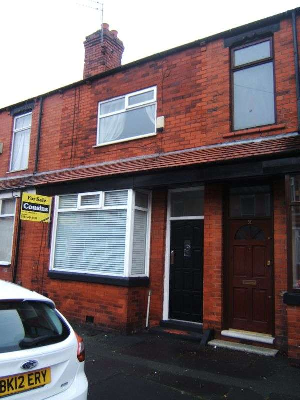 2 Bedrooms Terraced House for sale in Whitecar Avenue, Manchester