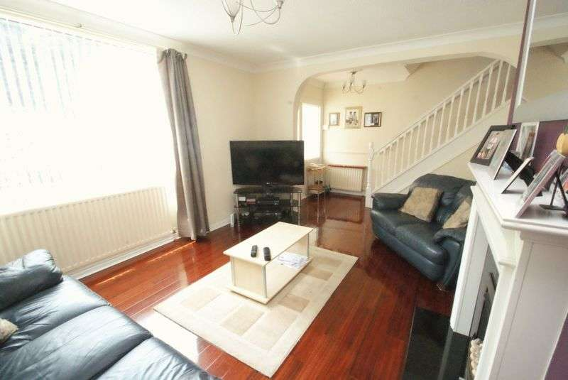 4 Bedrooms Semi Detached House for sale in Northwood, TS57LN