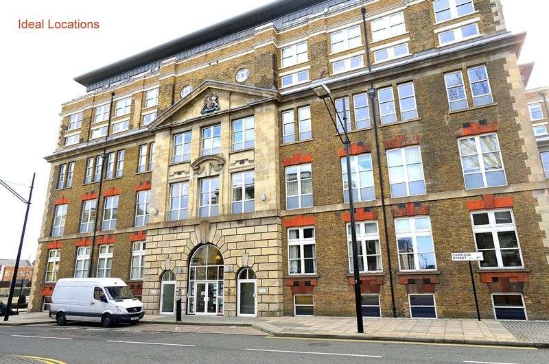 2 Bedrooms Flat for sale in 2 Bedroom Duplex Apartment, Cadogan Road, Woolwich Royal Arsenal, London, SE18