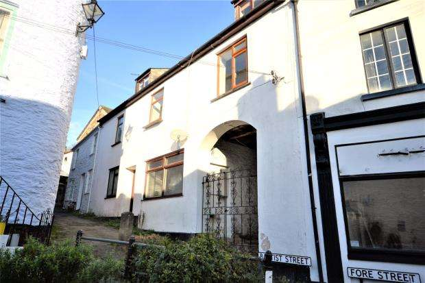 2 Bedrooms Flat for sale in Baptist Street, Calstock, Cornwall