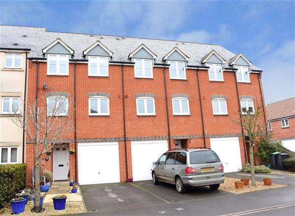 4 Bedrooms House for sale in Oake Woods, Gillingham