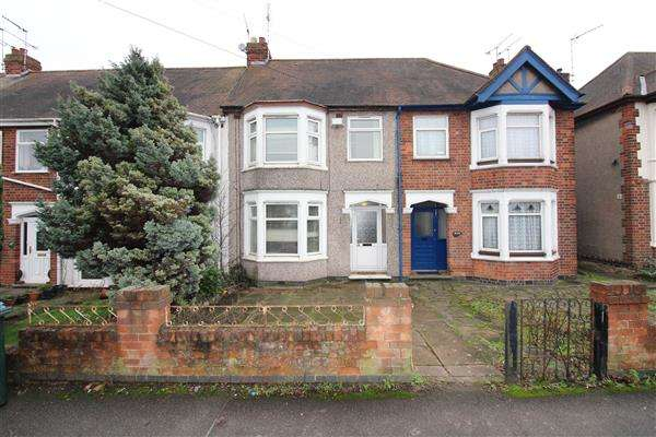 3 Bedrooms Terraced House for sale in Ansty Road, Walsgrave, Coventry