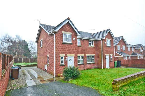 3 Bedrooms Semi Detached House for sale in Durham Street, Whelley