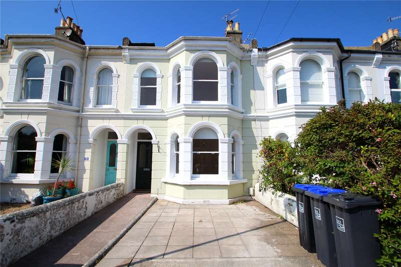 3 Bedrooms Terraced House for sale in Westcourt Road, Worthing, West Sussex, BN14