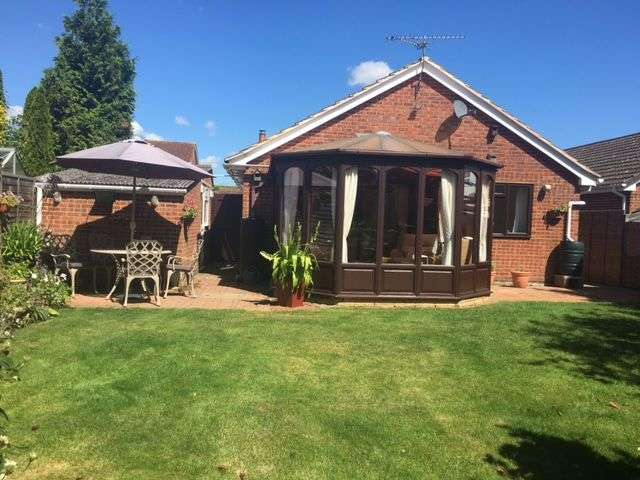 3 Bedrooms Bungalow for sale in Balmoral, Cranbrook Drive, Maidenhead, Berks