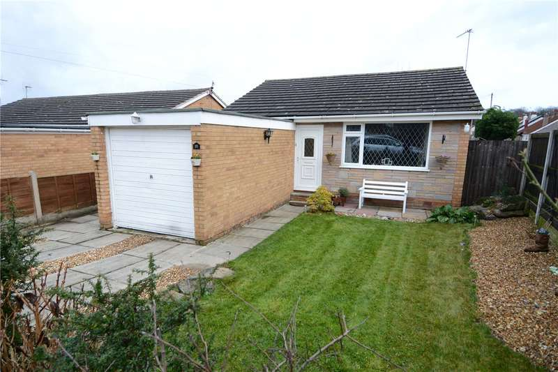2 Bedrooms Detached Bungalow for sale in Jasmine Close, Upton, Wirral