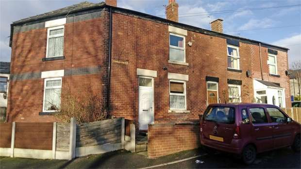 2 Bedrooms Terraced House for sale in Amelia Street, Hyde, Greater Manchester