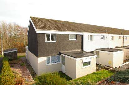 3 Bedrooms End Of Terrace House for sale in Leigham, Plymouth, Devon