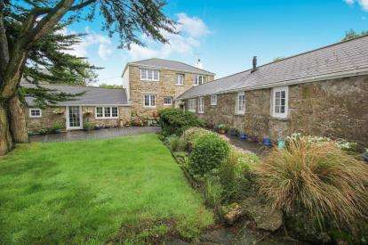 4 Bedrooms Barn Conversion Character Property for sale in Paul, Penzance, Cornwall