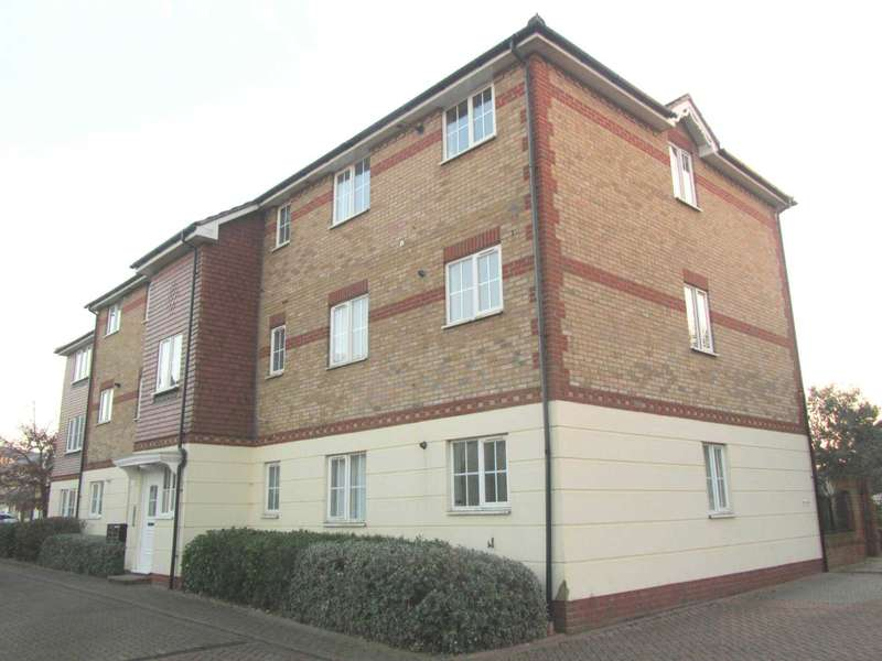 2 Bedrooms Apartment Flat for sale in Longbeach Close, Eastbourne