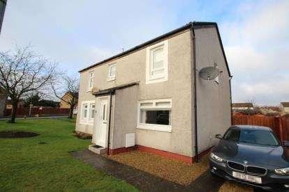 2 Bedrooms Semi Detached House for sale in Bruntsfield Avenue, Parkhouse, Glasgow