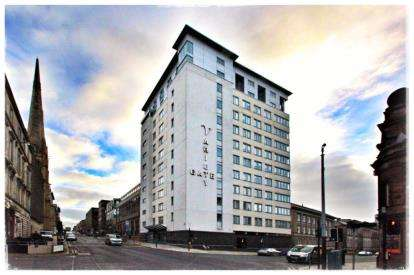 2 Bedrooms Flat for sale in Bath Street, Glasgow