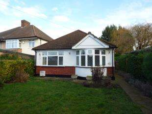 2 Bedrooms Bungalow for sale in Glenwood Way, Shirley, Croydon, Surrey