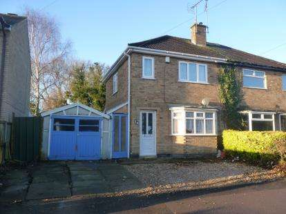 2 Bedrooms Semi Detached House for sale in Avon Road, Braunstone Town, Leicester, Leicestershire