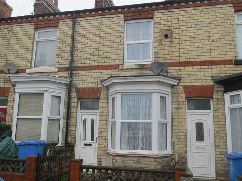 2 Bedrooms House for sale in Rothbury Street, Scarborough