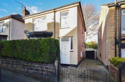 3 Bedrooms Detached House for sale in Rockley Road, Sheffield, South Yorkshire