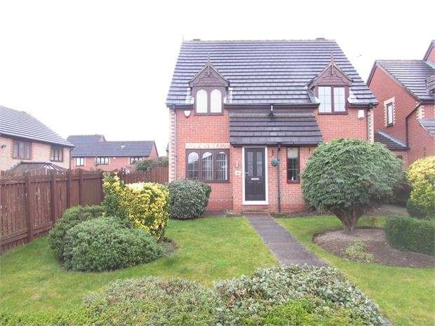 2 Bedrooms Semi Detached House for sale in Middle Lane, Crofton, Wakefield, WF4 1LD
