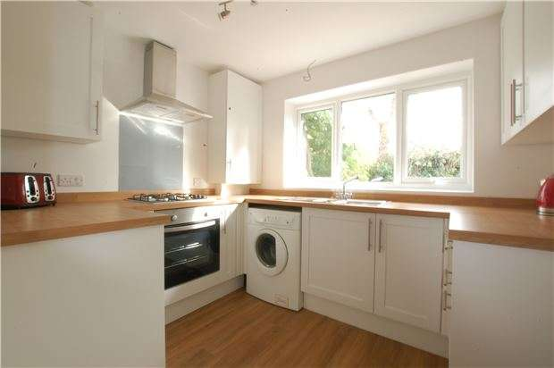 2 Bedrooms Semi Detached Bungalow for sale in Willow Drive, POLEGATE, BN26 5DN