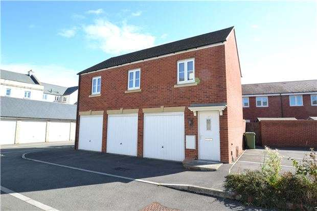1 Bedroom Flat for sale in Zura Avenue, Brockworth, GLOUCESTER, GL3 4BN