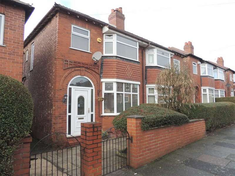 3 Bedrooms Property for sale in Athens Street, Offerton, Stockport