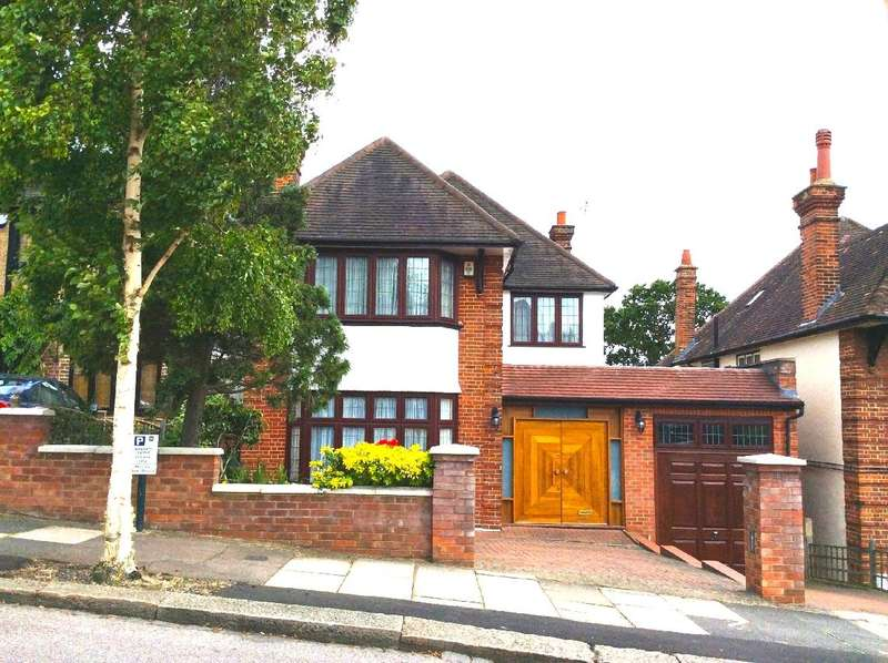 5 Bedrooms Property for sale in Armitage Road, NW11