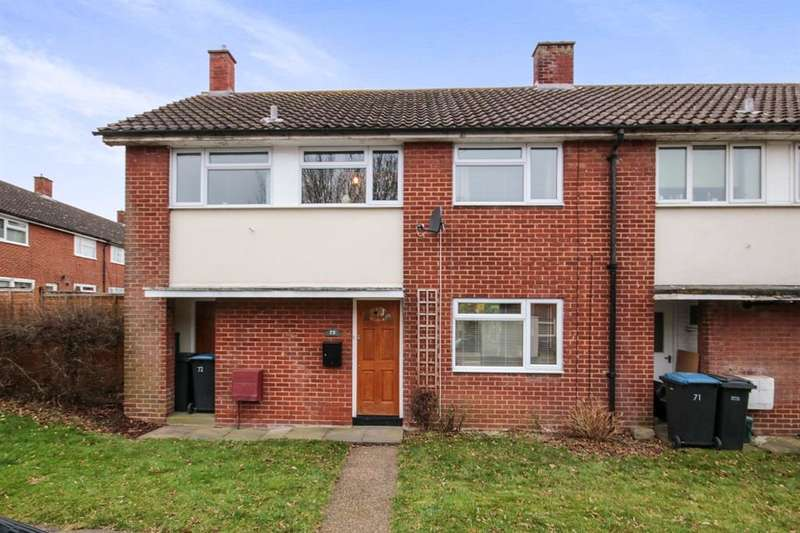 3 Bedrooms End Of Terrace House for sale in Purford Green, Harlow, CM18