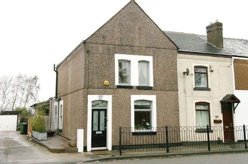 3 Bedrooms Terraced House for sale in Chorley Road, Westhoughton Bolton