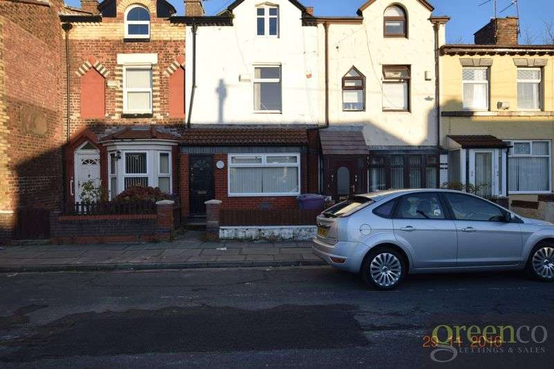 3 Bedrooms Terraced House for sale in Dorset Road, Liverpool