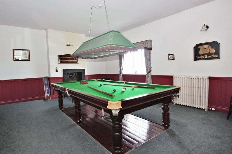 4 Bedrooms Detached House for sale in Marsh Lane, Beal