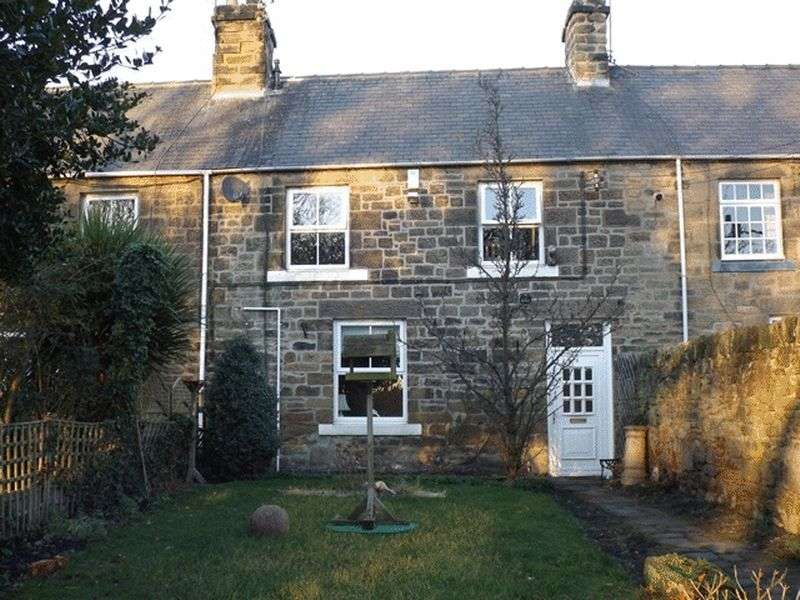 3 Bedrooms Terraced House for sale in Quarry Cottages, Woodhorn - Three Bedroom Cottage
