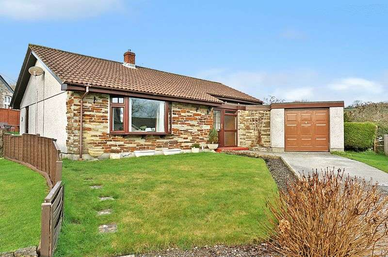 3 Bedrooms Detached Bungalow for sale in Oakey Orchard, Callington