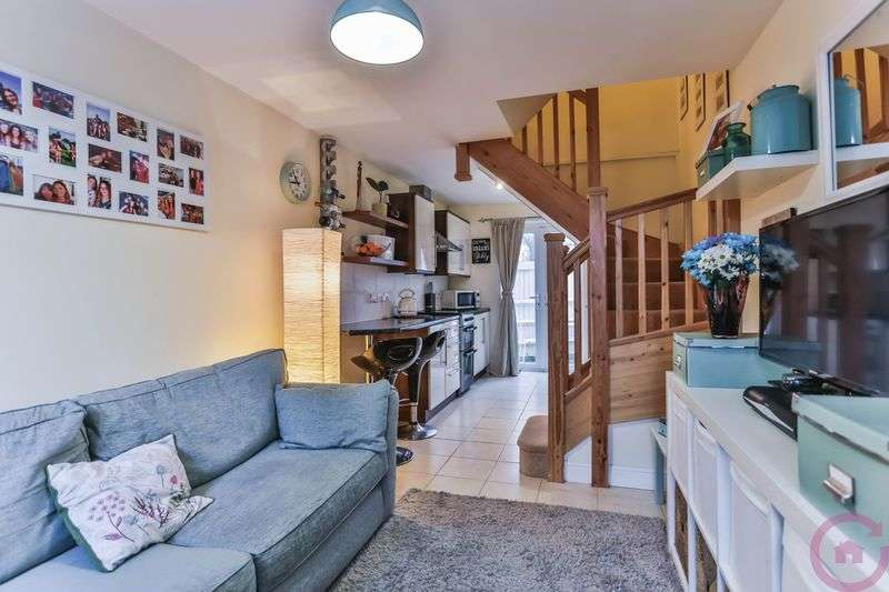 1 Bedroom Terraced House for sale in William Gough Close, Cheltenham