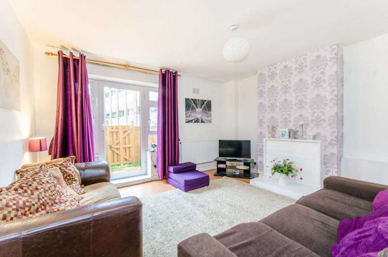 2 Bedrooms Flat for sale in Petherton Road, Islington, N5